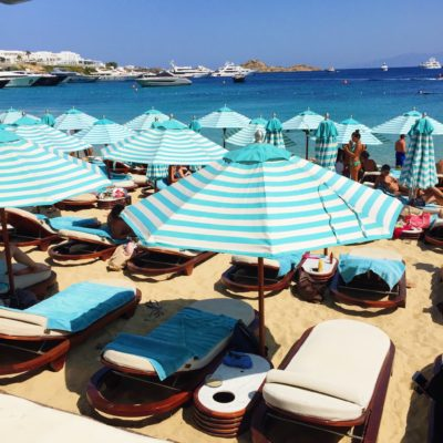 Mykonos travel story