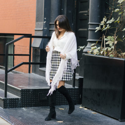 over-the-knee boots from day to night