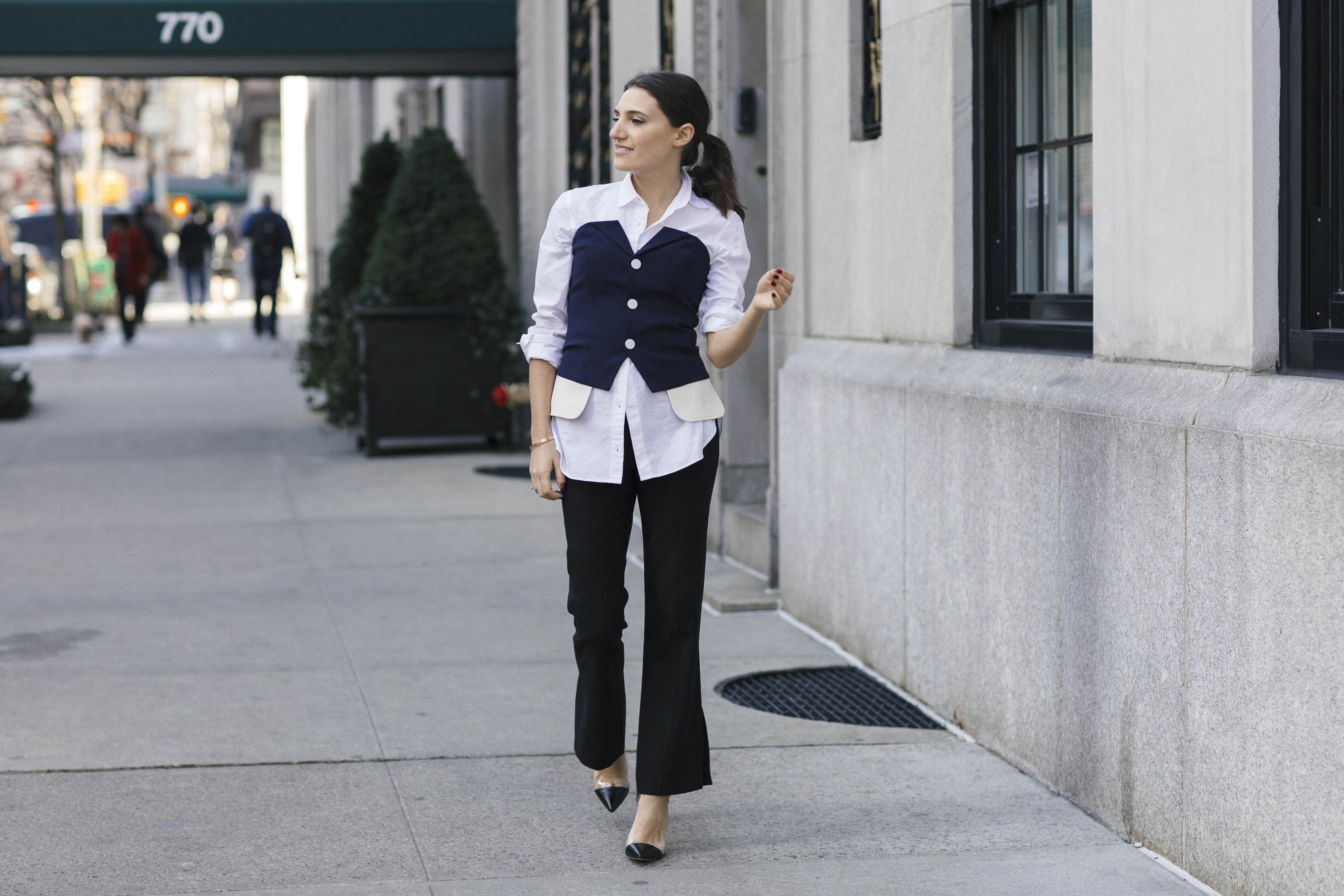 cb60ab9089c Not your standard button down - That Pencil Skirt