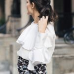 Spring trend edit: Ruffle blouse